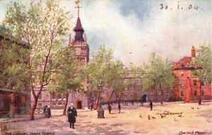 [54669] 'Charles E. Flower' London early postcard c.1904