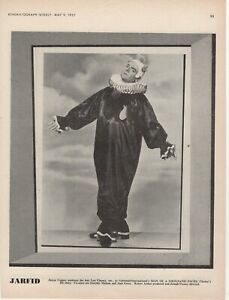 Film Trade Pages (2) Man Of A Thousand Faces UI-Rank James Cagney as Lon Chaney
