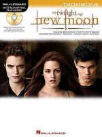 Instrumental Play-Along New Moon Soundtrack Trombone Bk/Cd (Hal Leonard Instrume