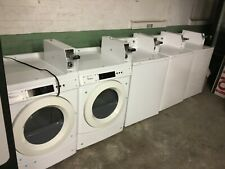 Coin-op washers and dryers