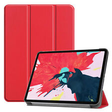 For iPad Pro 11'' 12.9'' 2020 Full Protect Silicone Back Cover Leather Flip Case