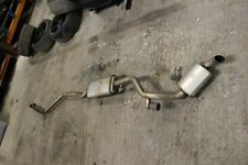 2005 BMW 120D 1 Series Exhaust system