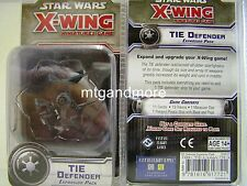 Star Wars X-Wing Miniatures  TIE Defender  Expansion / Erweiterung