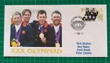 2012 XXX  Olympiad TEAM GB EQUESTRIAN J Olympic Gold Medal Winners LONDON 2012