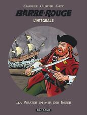 L'intégrale Barbe Rouge Tome 10 Pirates en Mer des Indes | Dargaud