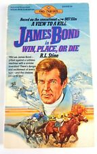 Find Your Fate #12: James Bond in Win Place or Die CYOA Adventure Gamebook