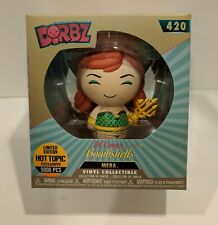 Funko Dorbz Dc Comics Bombshells Mera Hot Topic Limited Edition #420