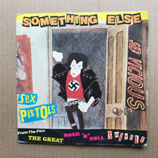 "SEX PISTOLS SOMETHING ELSE 7"" WITH FRIGGIN IN THE RIGGIN - light surface marks/s"