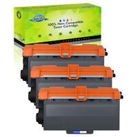 3PK TN750 Toner Cartridge for Brother TN-750 HL-6180DWT DCP-8150DN DCP-8155DN