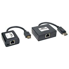 Tripp Lite Display Port To Hdmi Over Cat5/cat6 Extender Kit Transmitter &
