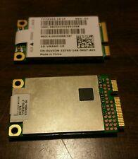 Dell E6410 WCDMA GV33N WWAN Wireless Mini PCI-E Card CN 0GV33N WORKING