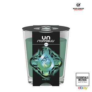 Febreze Unstoppables Fresh Scented Candle 184g