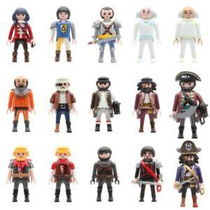 Playmobil Super 4 Figurines Pirates Treasure Island Figurine Sword