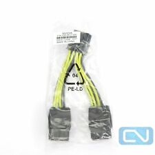 New Nvidia Dual 8 to 8 Graphics Power Cable 030-0571-000 Tesla K80 M60 M40 P100
