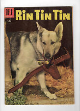 Rin Tin Tin #11 (Dec 1955 -Feb 1956, Dell) - Good+
