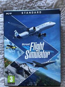 Microsoft Flight Simulator 2020 (PC)  STANDARD VERSION