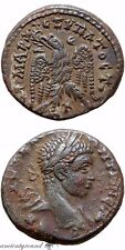 ANTIOCH DAMASCUS SYRIA  BILLON TETRADRACHM CARACALLA 198-217 AD