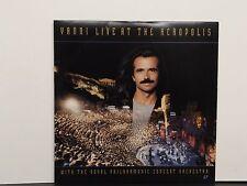 "YANNI ""Live At The Acropolis Laserdisc Private Music 1994"