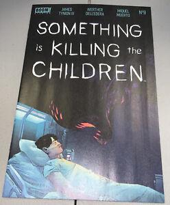 Something Is Killing The Children #9 Boom Studios 1st Print James Tynion
