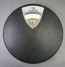 Vintage 60's Brearle Co. Counselor Bathroom Scale Mid Century Modern Made in Usa