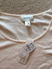 Neiman Marcus Winter White Sweater/Shirt