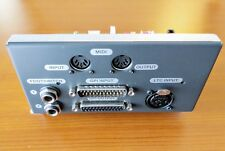 AVID Venue S6L Midi and Footswitch Module PERFECT CONDITION!
