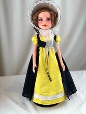 BFC ink doll Pride and prejudice repainted BFC ink doll + new regency dress