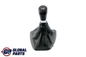 BMW 3 Series E90 E91 E92 E93 M Sport Gear Shift Lever Knob Leather Gaiter Cover