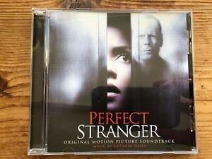 PERFECT STRANGER (Antonio Pinto) OOP 2007 Lakeshore Score Soundtrack OST CD EX