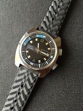 Amsa Double Crown Boysize/Unisex Vintage Diver Style Watch