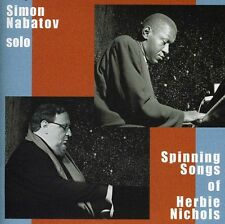 Simon Nabatov - Solo: Spinning Songs of Herbie Nichols [New CD]