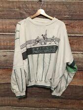 90s Vintage Adidas Cricket Logo Trefoil Sweatshirt Sweater Men's Size XL England