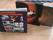 Coffret 2 CD + Livre -M- Le tour de M + Nostalgic du cool Mathieu Chédid RARE
