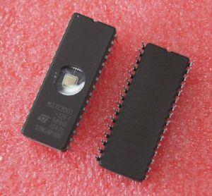 50pcs M27C1001-12F1 M27C1001 27C1001 EPROM IC DIP-32