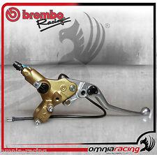 Pompa Freno Tangenziale Assiale Brembo Serie Oro Con Switch PSC 15 - 10687018