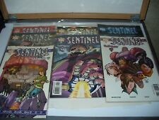 Marvel Comics Sentinel #1-7. 2003  Very Good