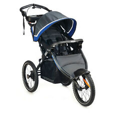 Toddler Single Jogger Strollers with Adjustable Handles | eBay