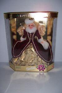 1996 Happy Holidays Barbie doll Special Edition Mattel 15646 NRFB!
