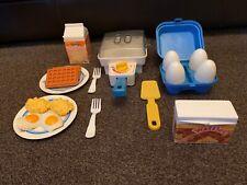 Vintage Fisher Price Super Skillet Breakfast Set - #2115