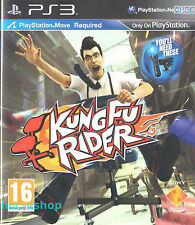 Kung Fu Rider Sony Playstation 3 PS3 16+ Fighting Game