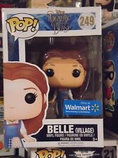 pop figures beauty and beast belle village new