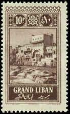 Lebanon Scott #61 Mint
