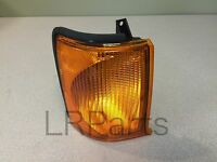 LAND ROVER DISCOVERY 1 FRONT CLEAR LHS INDICATOR LIGHT ASSEMBLY XBD100770W