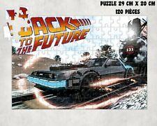 puzzle RETOUR VERS LE FUTUR / BACK TO THE FUTURE