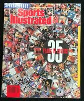 SPORTS ILLUSTRATED Magazine - March 28 1990 - 35 Year Anniversary Issue