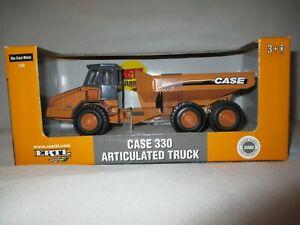 ERTL 1/50 Scale Case 330 Articulated Truck Die-Cast Metal NEW IN BOX 14302