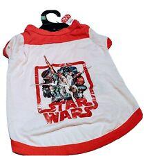 Star Wars Pet Fans Collection Vintage Dog T-shirt Large good for halloween 🎃