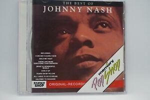 Johnny Nash - The Best Of  CD Album  (Promo Copy) HTF