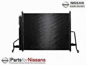 Genuine Nissan Titan Armada Condenser & Liquid Tank Assembly - NEW OEM