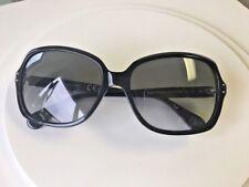 NEW DIANE VON FURSTENBERG Sunglasses DVF 583S NATALY 001 Black 57 MM FRAME 583